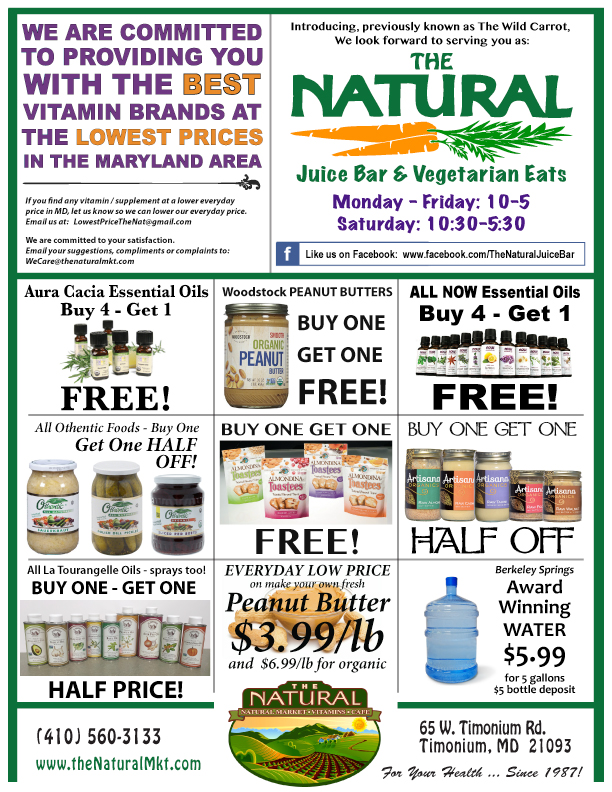 First Sales Flyer at our new location! (page 2)